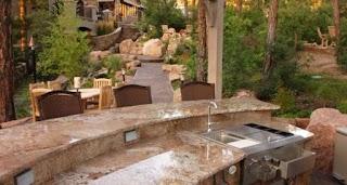 Hgtv Outdoor Kitchens Small Kitchen Ideas Tips Tierra Este 16701