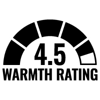 warmth rating
