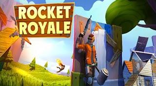 Rocket Royale Mod Apk 2.1.3 [Unlimited Money]