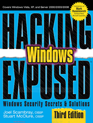 Hacking Exposed - Windows.pdf