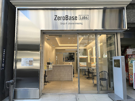 ZeroBase Labs GINZA 4-chome crossing