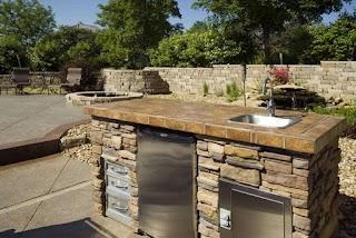 Outdoor Kitchens Kansas City Kitchen Pools By York