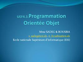 02 - Classes Et Objets.pdf