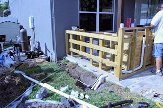 Plumbing for Outdoor Kitchen Our DIY This Grey House