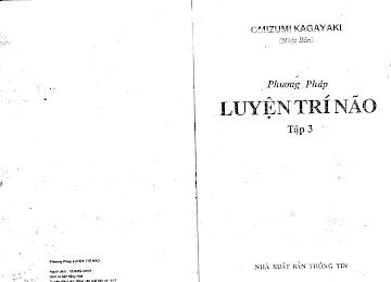 Phương pháp rèn luyện trí não phần 3.1.pdf
