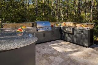 Best Countertop for Outdoor Kitchen S Danver