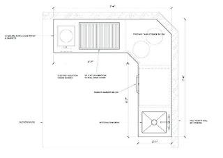 Outdoor Kitchen Counter Depth Original of Q1904804 Rezarohaniinfo