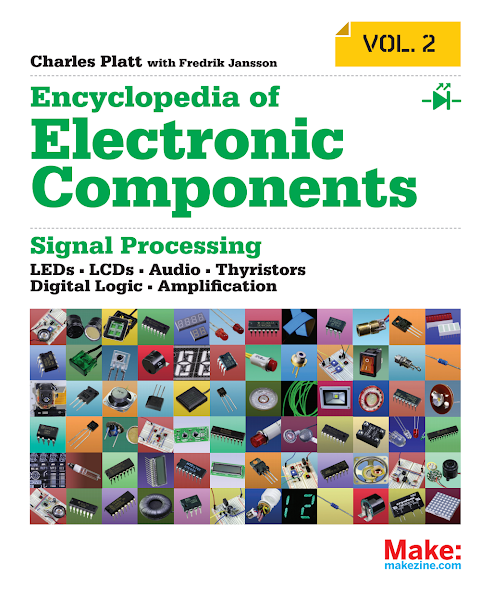 تحميل كتاب Encyclopedia of Electronic Circuits 2.pdf - دوائر ومشاريع الكترونية