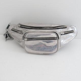 Alexander Wang Metallic Belt Bag