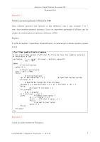 Exercices Algo corrigés préparation pour l'examen.pdf