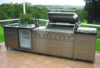 Modular Bbq Outdoor Kitchen 20 Fancy Designs