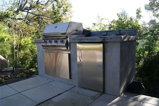 Small Outdoor Kitchens Budgetfriendly Landscaping Network