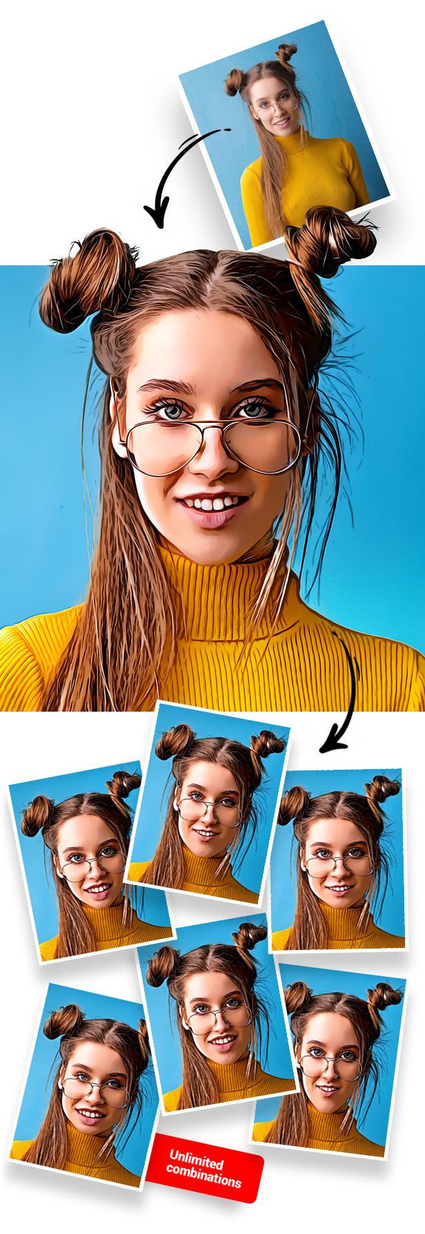 Cartoon Maker - Clone - Photoshop Plugin - 14