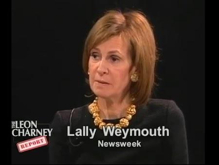 Lally Weymouth, Scott Levenson and Oren Rawls (Original Airdate 2/3/2008)