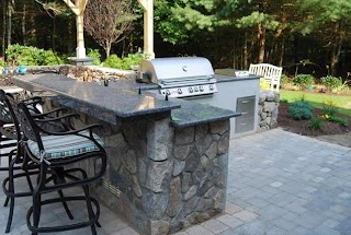 Granite for Outdoor Kitchen Countertops S Stone Masters