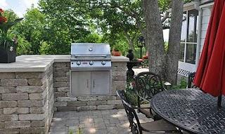 Outdoor Kitchens Kansas City Embassy Landscape Group