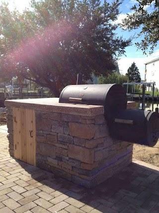 Outdoor Kitchen Smoker Plans 25 Incredible Ideas Ideas Bbq