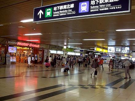 JR札幌駅西口イベント広場