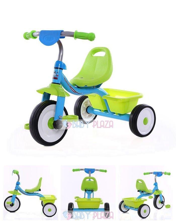 Xe đạp trẻ em 3 bánh Broller-5167 3
