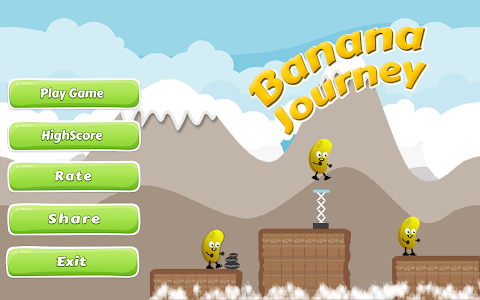 Banana Journey screenshot 5