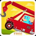 Dinosaur Rescue: Trucks download