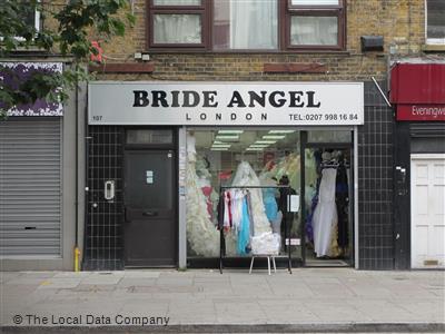 Bridge Angel On Fonthill Road
