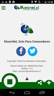 MusicNet Solo para conocedores- screenshot thumbnail