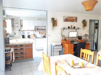 Appartement 3 pièces 77,09 m2