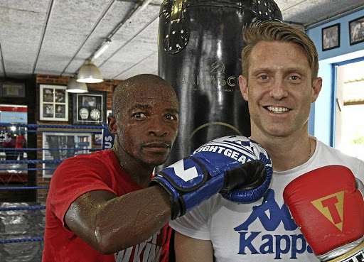 Unification bout in store for Moruti Mthalane