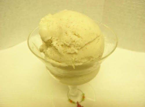 """Pineapple and Rum Ice Cream """"This is my own version of pineapple..."""