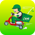 Chom Delivery icon
