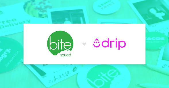 Bite Squad's Drip-powered Marketing Automation Stokes Customer Loyalty