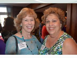 Photo: Kathy Walters Dennis and Anita Smith
