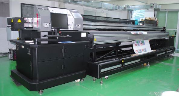 UV Print machine