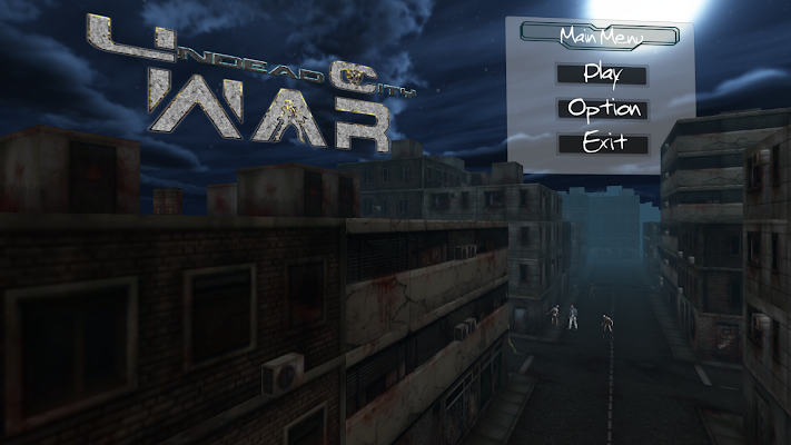 Undead City War : Turn Zombieland into living dead - screenshot