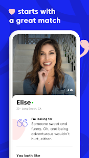 Match Dating App: Chat, Date & Meet New People. 2