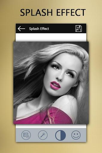 Color Splash Photo Editor 1.1 screenshots 1