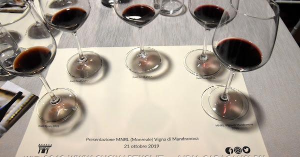 2019-10-21 Presentazione cru MNRL Vigna di Mandranova