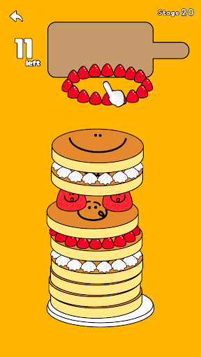 Pancake Tower Decorating Screenshot