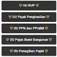 UU Pajak Komplit 2016 icon