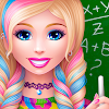 High School Dress Up For Girls APK Icon
