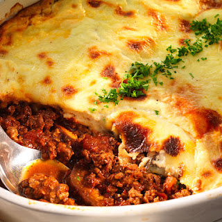 Quorn Moussaka Recipe