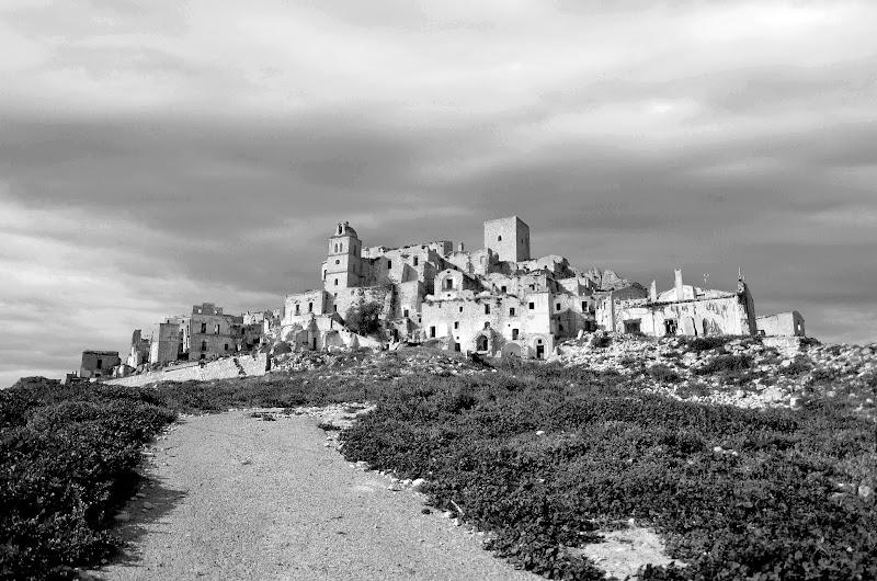 la città fantasma di Primula Vico