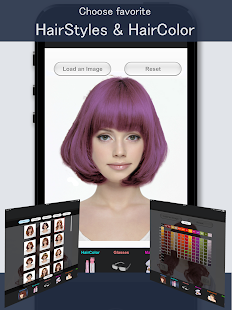 Hairstyle Simulator SimFront APK Direct Download Free