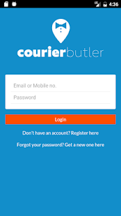 The Courier Butler- screenshot thumbnail