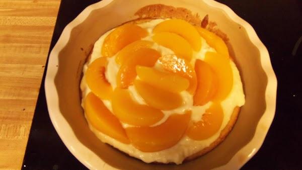 Scott's Just Peachy Dessert Recipe