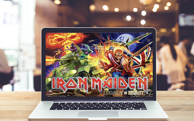 Iron Maiden HD Wallpapers Game Theme