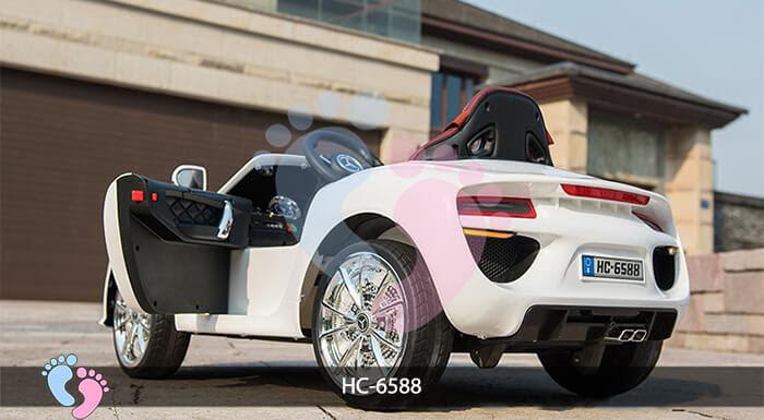 Xe ô tô điện cho bé Mercedes HC-6588 8