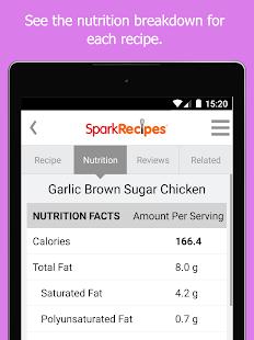 Download Healthy Recipes & Calculator For PC Windows and Mac apk screenshot 13