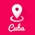 2015 Cuba 100% offline map icon